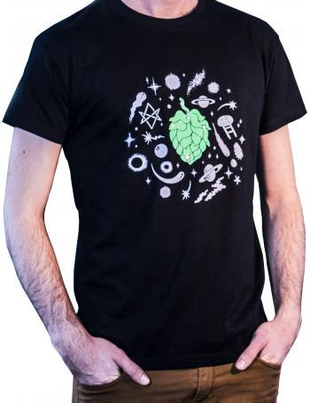 T-shirt Houblon Cosmique