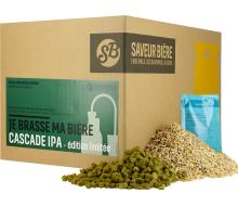 Recharge Beer Kit Cascade IPA - EDITION LIMTEE