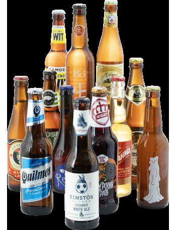 Assortiment Bières du Monde
