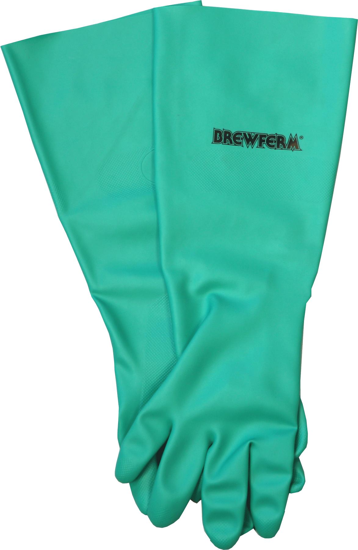 Gants de brassage Brewferm - Taille 8 (M)