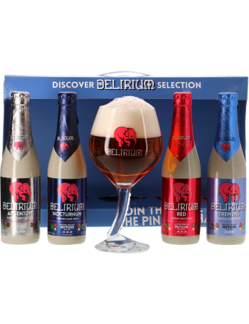 Delirium Tremens Discovery Pack - Gift Set
