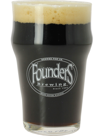 Verre Founders plat - 25 cl