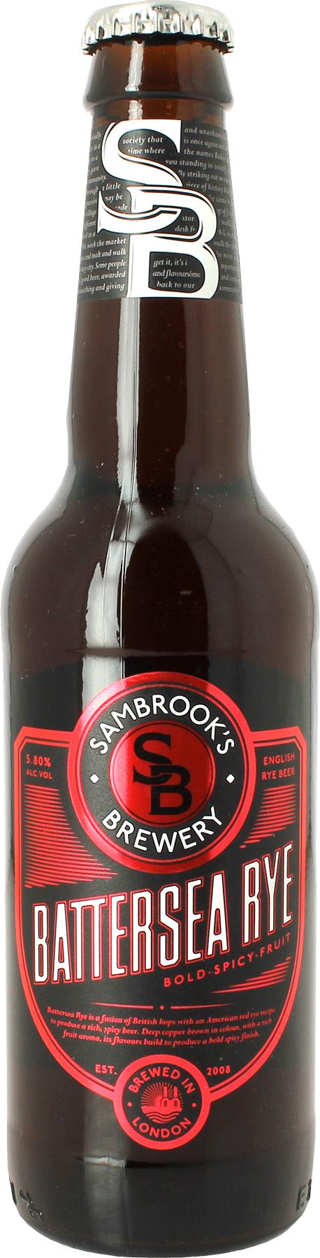 Sambrooks Battersea Rye