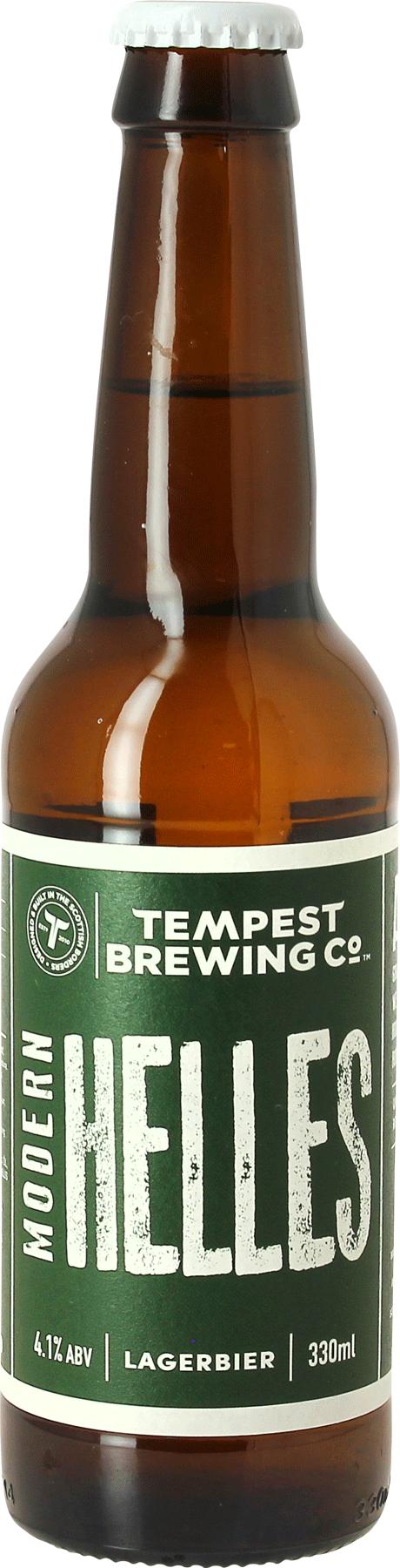 Tempest Modern Helles Lagerbier