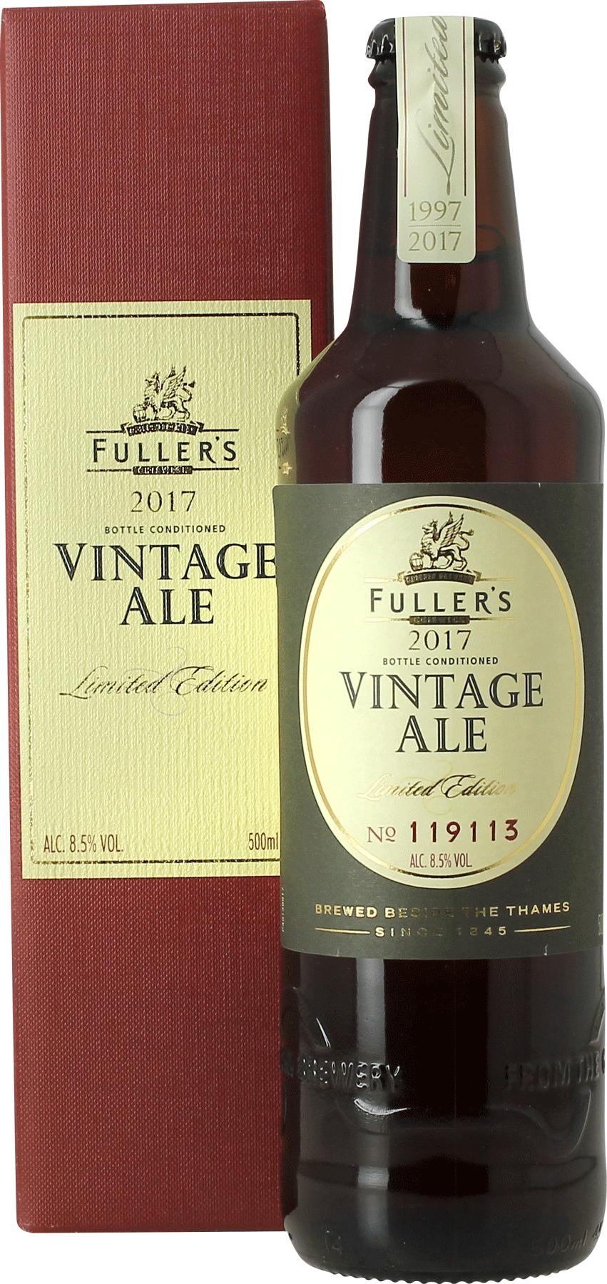 Fuller's Vintage Ale 2017