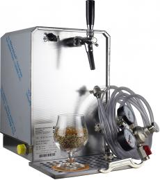 Tireuse à bière débit 20L/h froid sec 1 robinet
