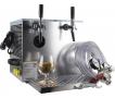 Tireuse à bière débit 35L/h froid sec 2 robinets