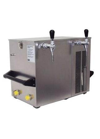 Tireuse refroidissement à eau débit 70L/h 1 bec