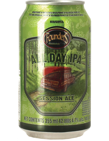 Founders All Day IPA Canette