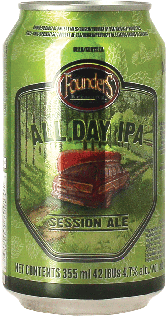 Founders All Day IPA - Lata