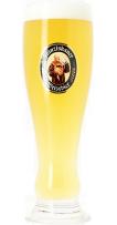 Franziskaner Weissbier glass