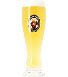 Verre Franziskaner Weissbier
