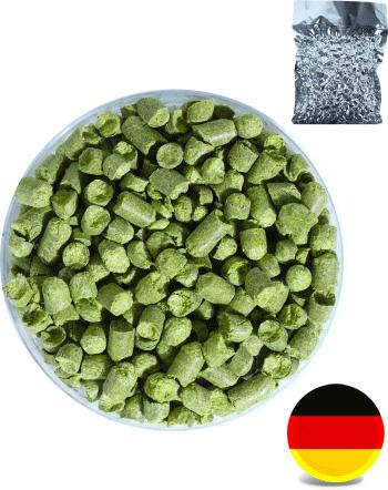 Lúpulo Hallertau Mittelfrüh en pellets