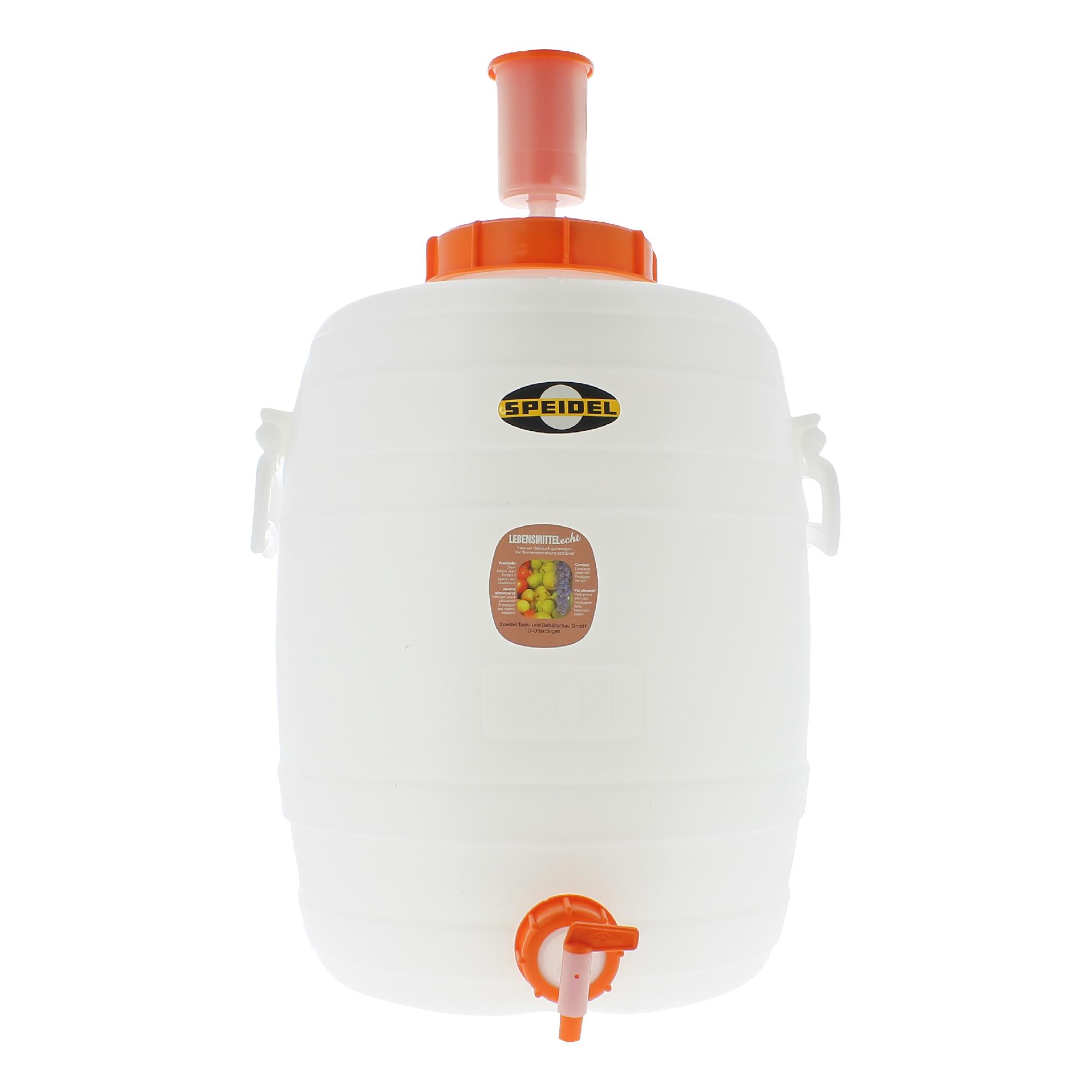 Fût de fermentation Speidel de 30 litres