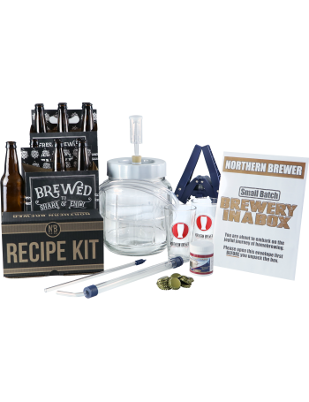 Go Pro Small Batch Starter Kit - Dry Irish Stout