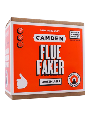Camden Town - Flue Faker All-Grain Kit CRUSHED