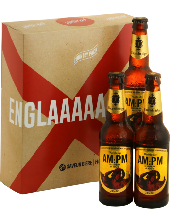 Country Pack Angleterre