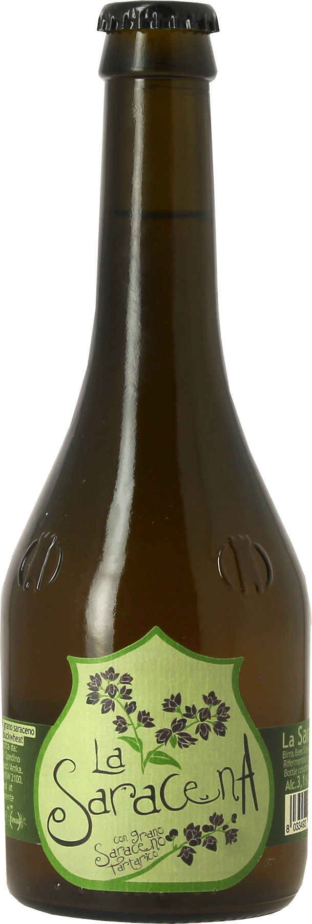 Birra del Borgo - La Saracena