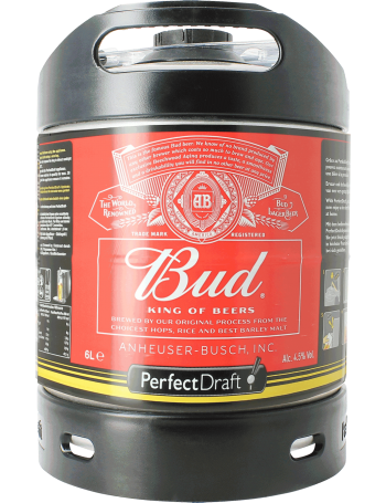 Fût 6L Budweiser