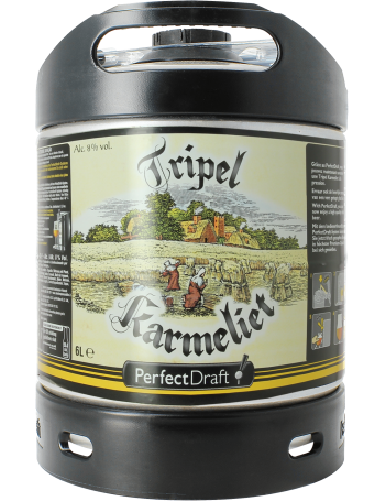 Tripel Karmeliet PerfectDraft 6-litre Keg