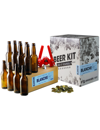 Beer Kit complet blanche + recharge