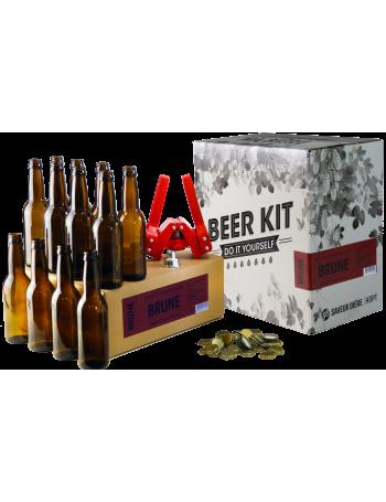 Beer Kit complet brune + recharge