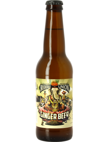 4 Pines Brookval Union Ginger Beer