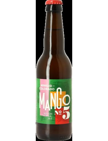 Ninkasi & Colorado Mango No 5 Session Ale