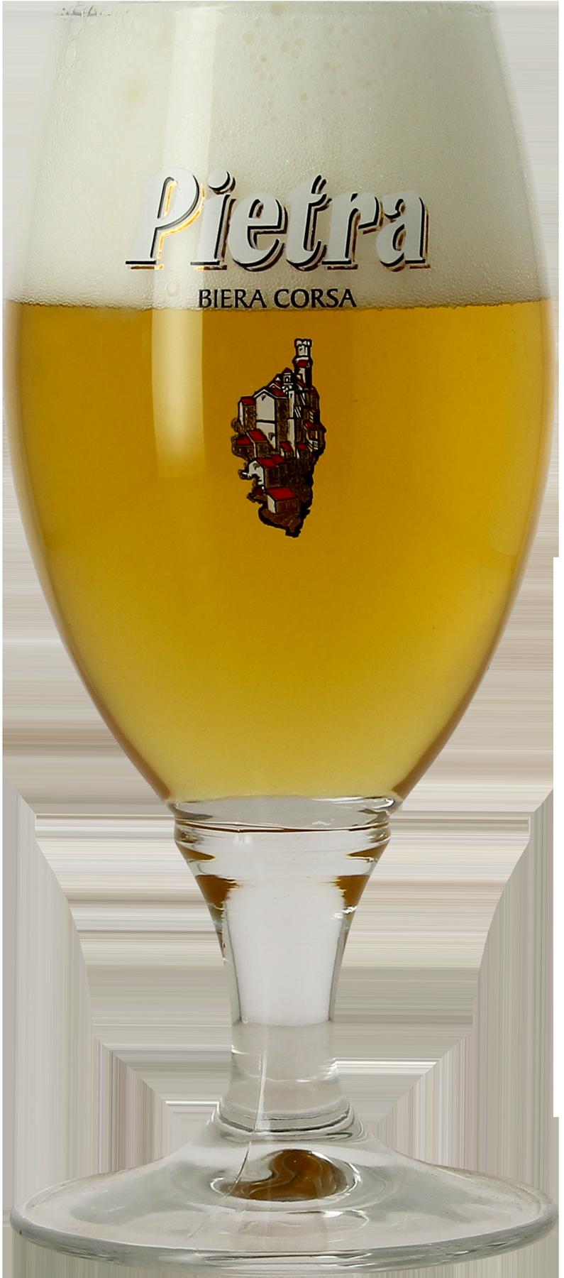 Pietra vaso de cerveza - 33 cl