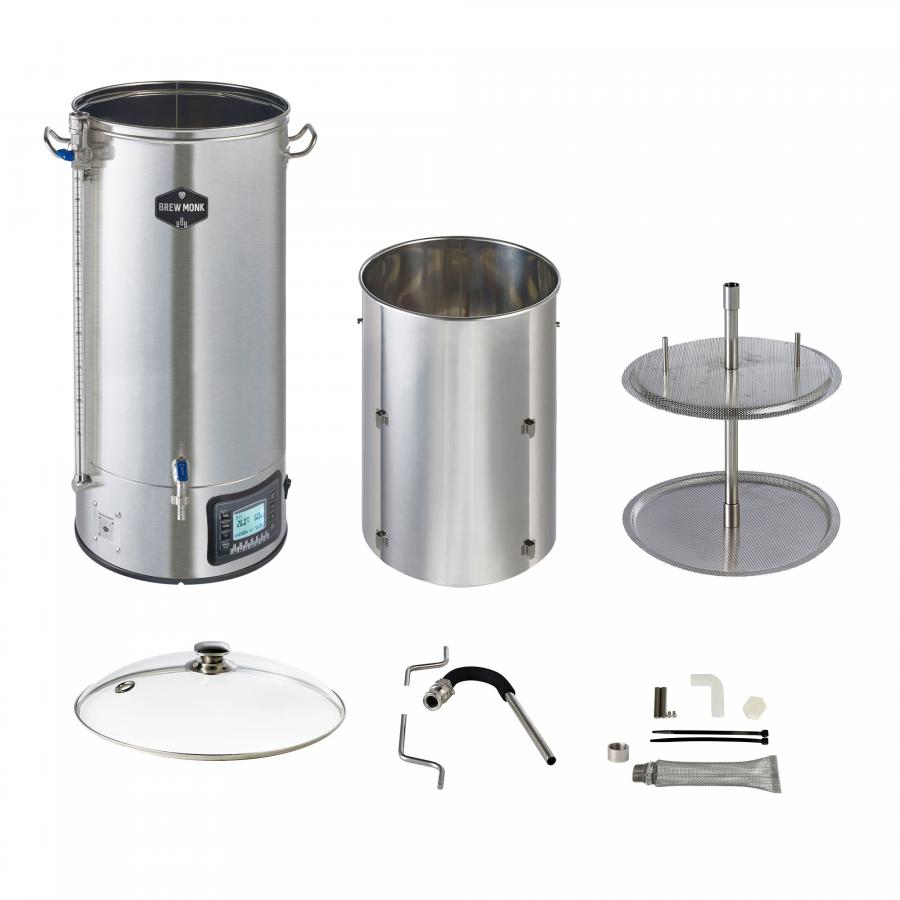 Brewmonk Magnus 45 Litre All In One Brewing System