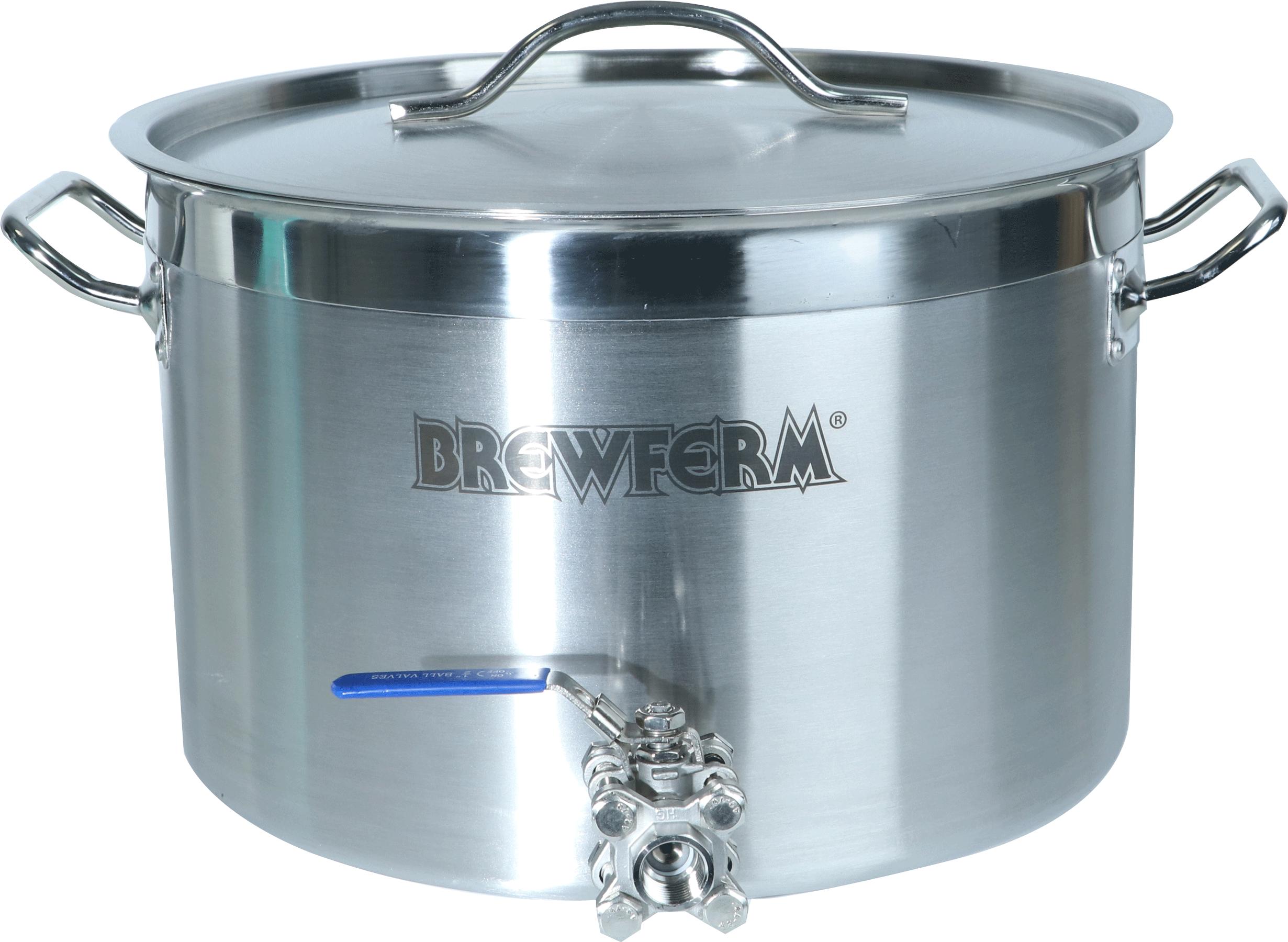 Cuve de brassage Brewferm 25 L avec robinet