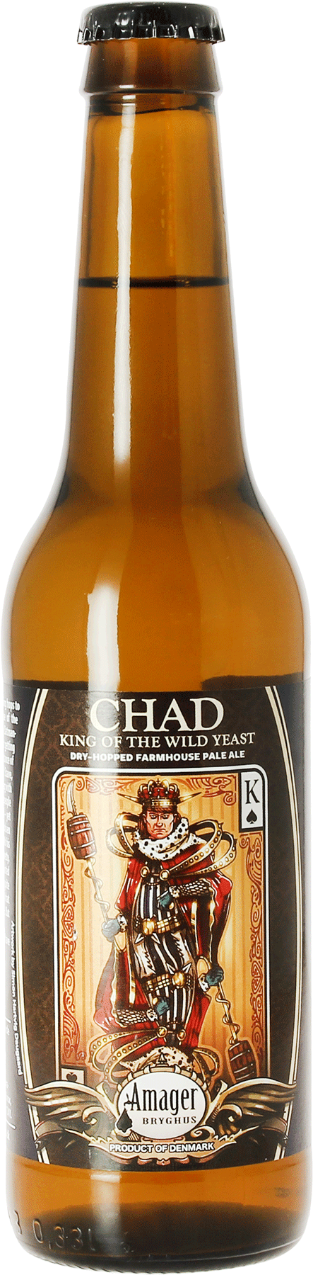 Amager, Chad, King of The Wild Yeasts