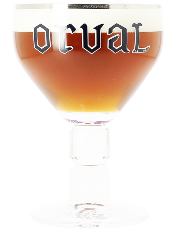 Verre Orval - 33 cl