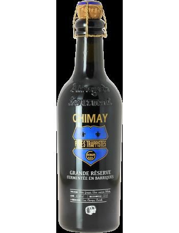 Chimay Grande Réserve Vieillie En Barriques Whisky Edition - 37,5 cl
