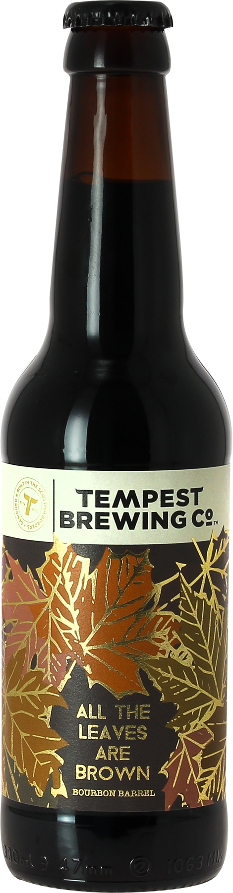 Tempest All the Leaves Are Brown - Bourbon Barrel