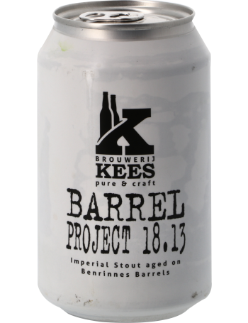 Kees Barrel Project 18.13