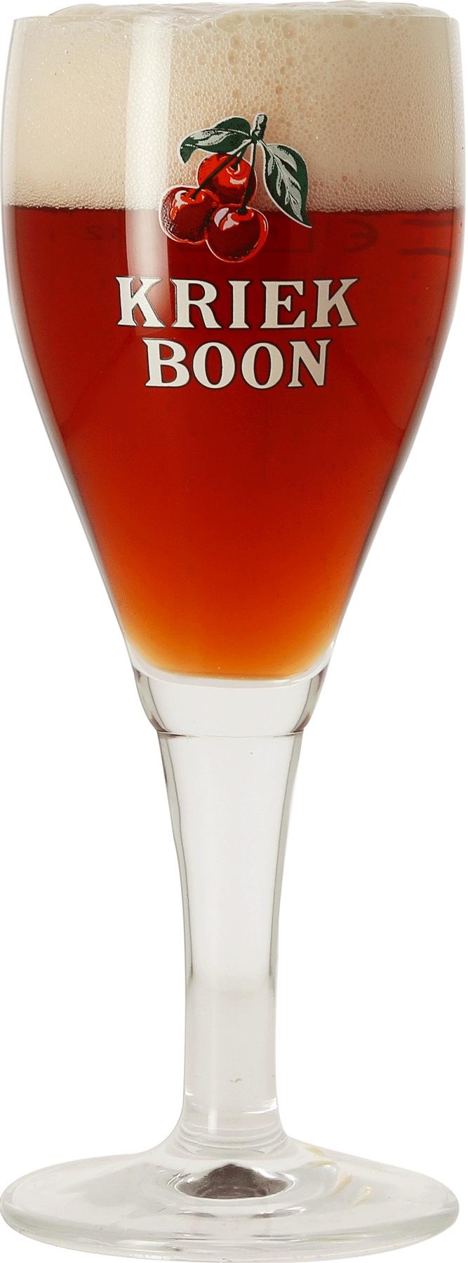 Boon Kriek Vaso de Cerveza - 20cl