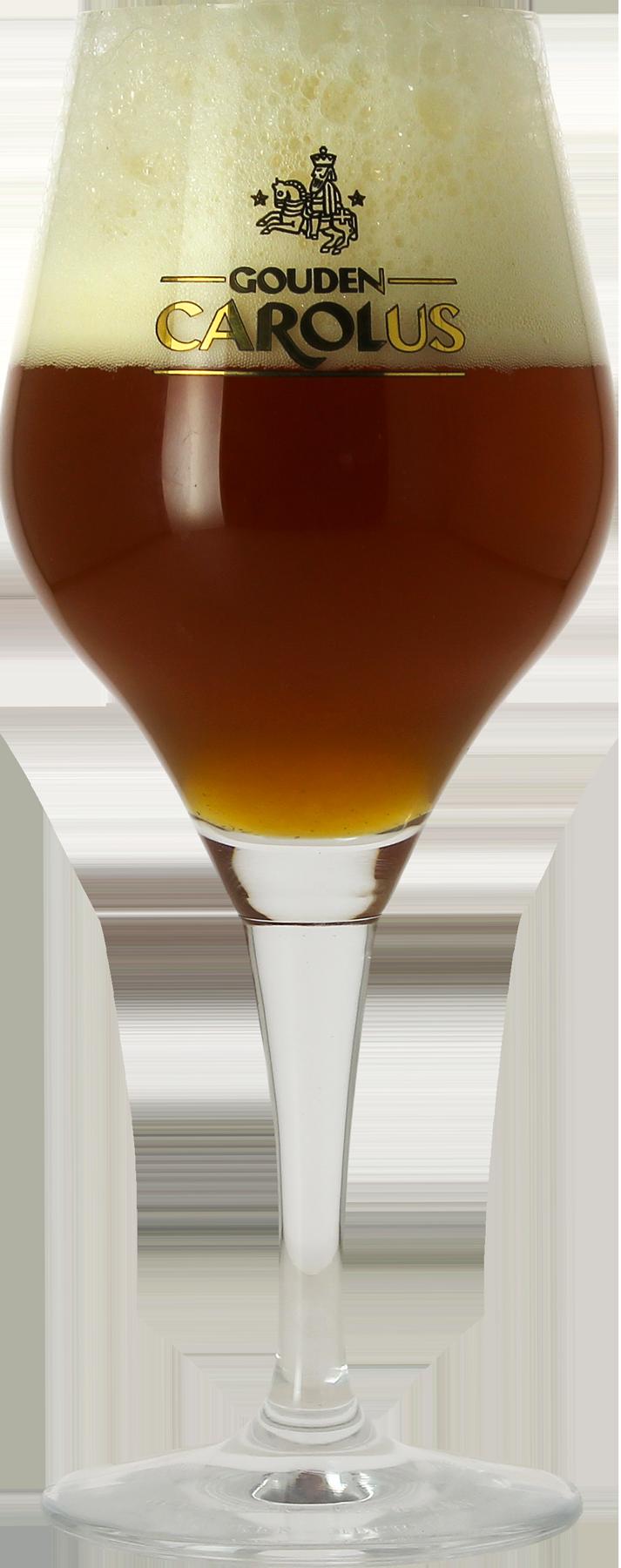 Copa de cerveza Gouden Carolus ballon -  33 cl