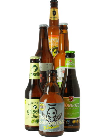 The Gluten-Free Craft Beer Collection