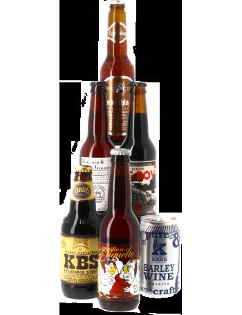 Assortiment Bières Fortes