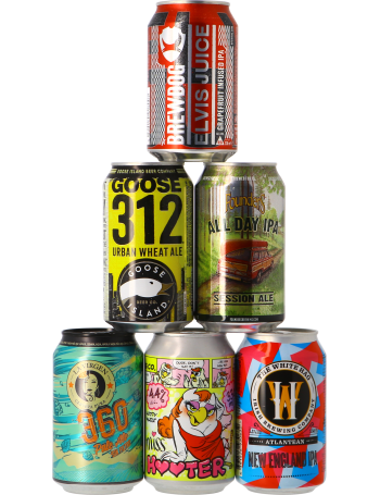 Craft Beer Aluminium Can 6 Pack Buy Artisan Ale In