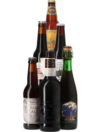 Assortiment - Mix Barrel Aged