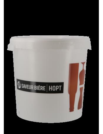 Seau Saveur-Bière sans robinet avec couvercle non troué