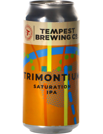 Tempest Trimontium Saturation IPA - Canette
