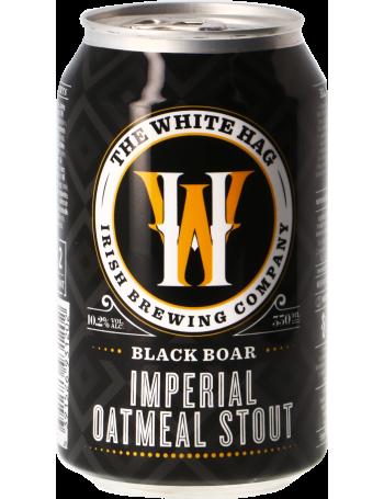The White Hag Black Boar - Canette
