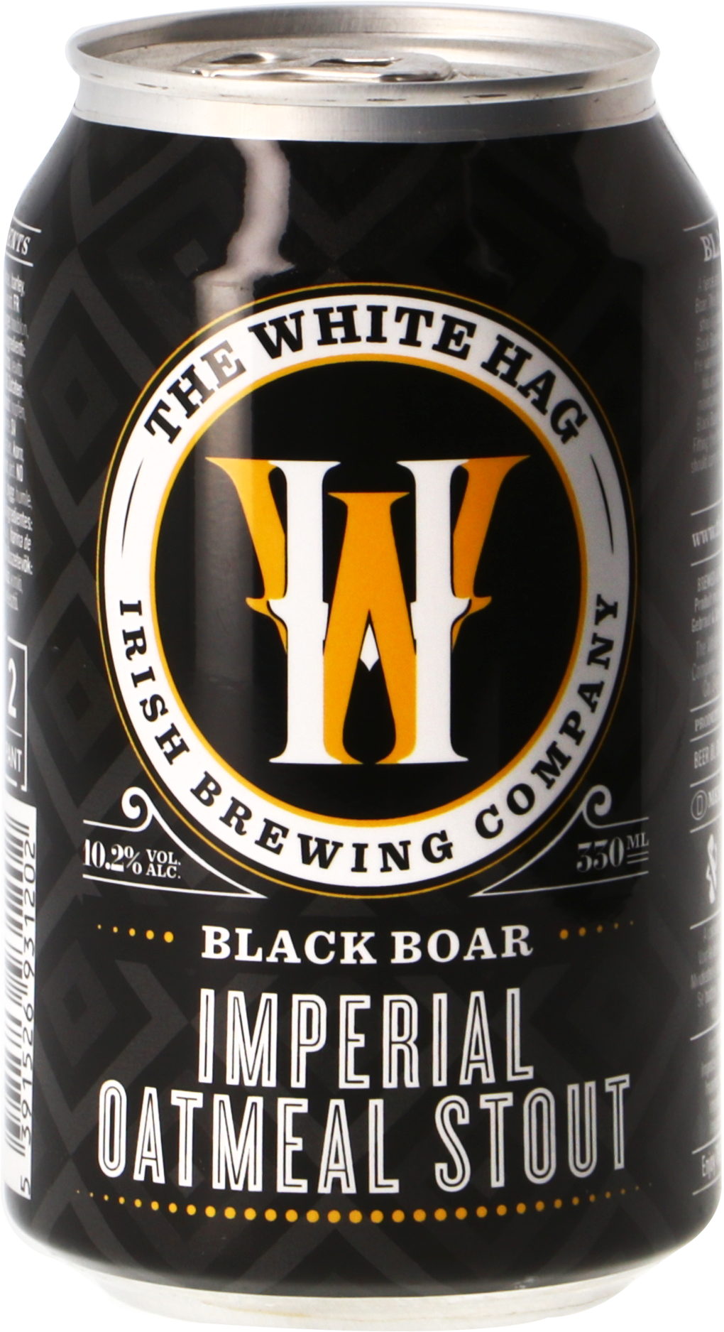The White Hag Black Boar