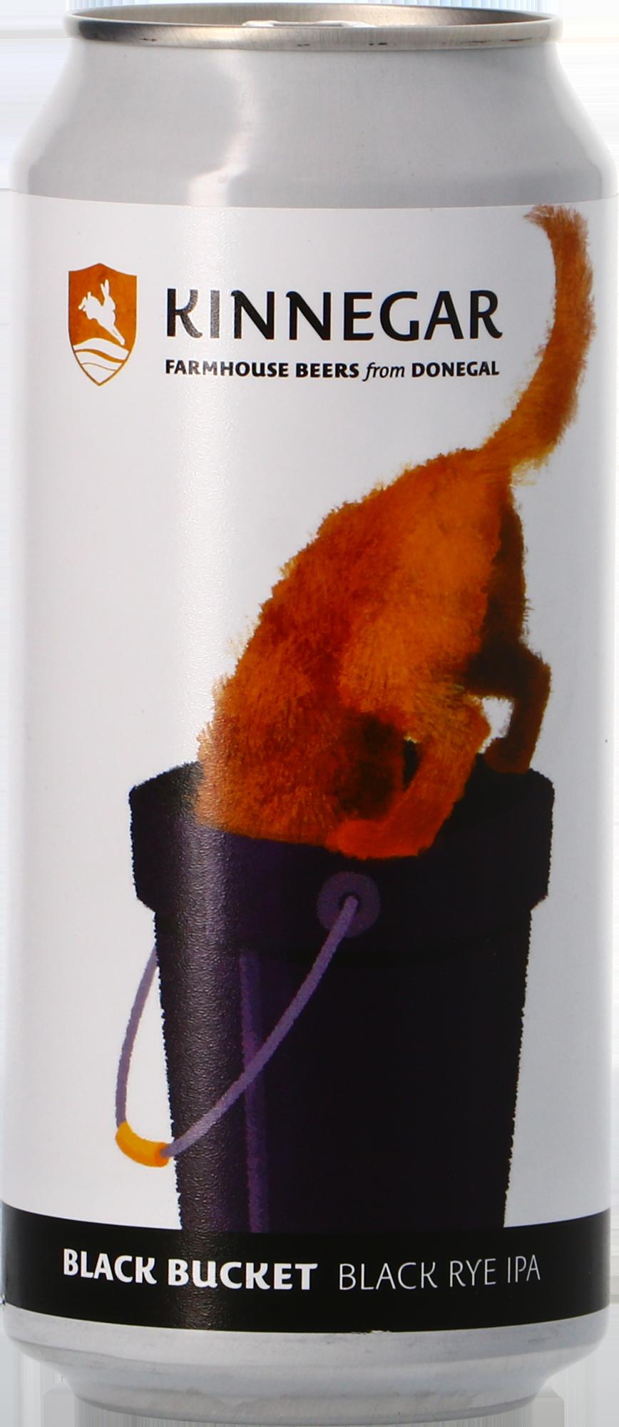 Kinnegar Black Bucket