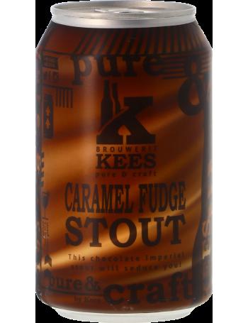Kees Caramel Fudge Stout - Canette