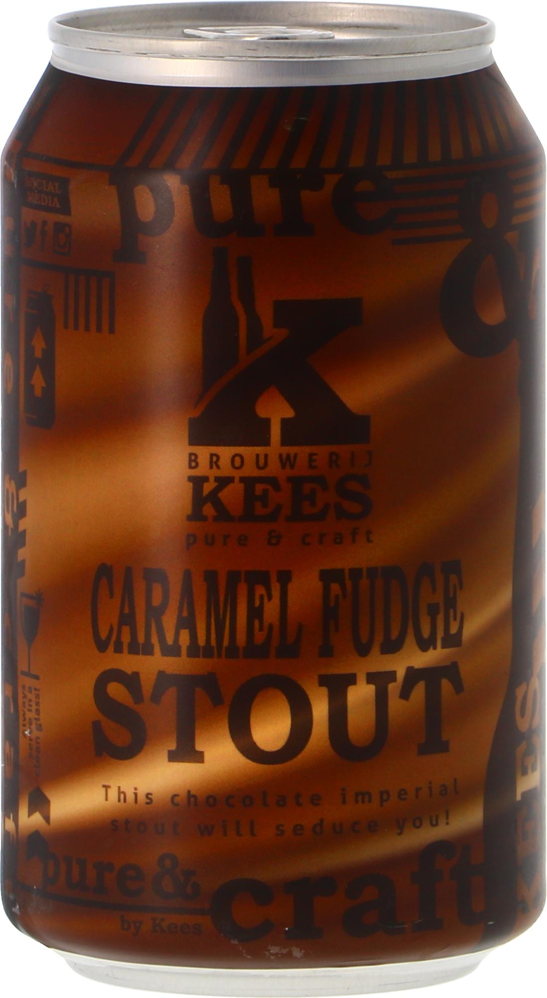 Kees Caramel Fudge Stout - Lata