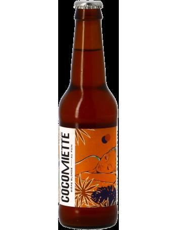 Cocomiette Bière Blonde au pain